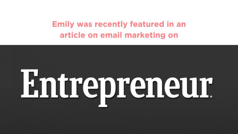 Emily Ryan Entreprenuer